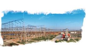 Электрическая подстанция Areva в Коста-Рике