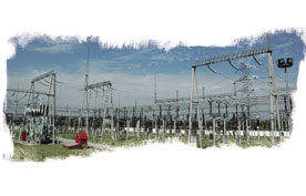 Подстанция Qixian 220 кВ IEEE1588