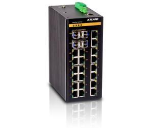 SICOM3016B - Управляемый коммутатор Layer 2: 16+4G портов, на Din-Rail, IEC61850