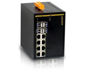 SICOM3010G - Управляемый коммутатор Gigabit Ethernet Layer 2: 8/10G портов
