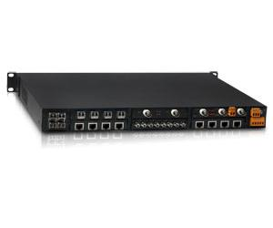 SICOM3028GPT-L3GT/L3FT - Коммутатор модульный управляемый Layer 3: 28G/24+4G портов, IEC61850 и IEEE1588