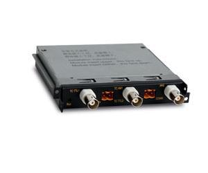 SM6.6-PTP-BO-0.5U-V1.1 - Модуль синхронизации PTP c IRIG-B выходом