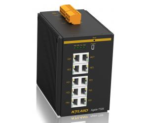 Agate7306 - Security Ethernet Gateway на DIN-рельс с 3G и 6FE