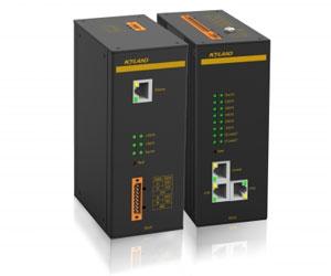 DG-A2/A4 - Protocol Gateway для Smart Grid, монтаж на DIN Rail