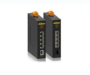 Opal5GS - Неуправляемый гигабитный коммутатор с PoE: 1GX + 4GE c PoE+(30 Вт)