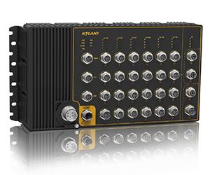 Aquam8628/8128 - Управляемые коммутаторы L3/L2 с PoE: 4 x 10/100/1000Base-TX + 24 x 10/100Base-TX