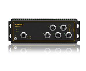 Aquam5G - Неуправляемый коммутатор IP65:5x 1000M портов, EN50155