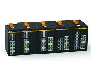 SICOM3000A - Управляемый коммутатор Layer 2: от 6 до 20 100/1000M портов, установка на Din-Rail, IEC61850
