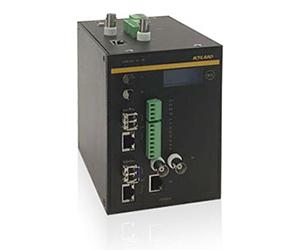 PTS-DR200 - Сервер точного времени (Time Server) на DIN Rail: источник GPS, BDS, GLONASS синхронизация PTP, IRIG-B, NTP/SNTP