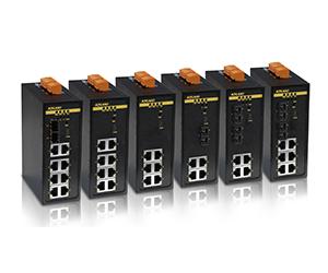 SICOM3000A-LITE - Управляемый коммутатор Layer 2: 8+2G порта, установка на Din-Rail, IEC61850