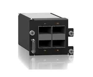 SM6.6-4GX-1U - Ethernet модуль 4 слота SFP