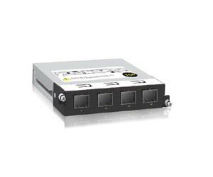 SM6.6-4GX-0.5U - Ethernet модуль 4 слота SFP