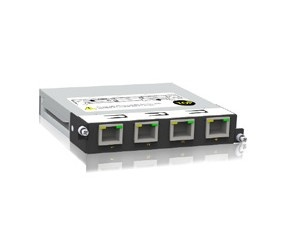 SM6.6-4GE-0.5U - Ethernet модуль 4х 10/100/1000Base-T(X) RJ45 порта