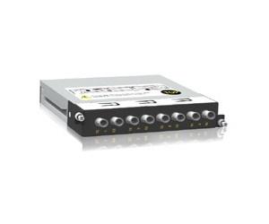 SM6.6-4ST-0.5U - Ethernet модуль 4x100Base-FX оптических портов, ST разъем