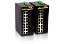 SICOM3016 -  Коммутатор управляемый Layer 2: до 20 х 100М портов, на Din-Rail, IEC61850