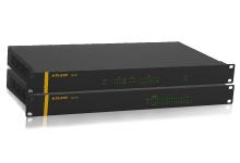 DG-A8/A16 - Преобразователь протоколов: 8/16xRS422/RS485 и 2x10/100/1000M с RJ45
