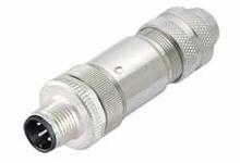 Разъем M12-A-8P-M - Разъем M12 A-Coding 8 Pin папа