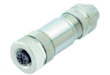 Разъем M12-B-4P-F - M12 B-Coding 4 Pin мама
