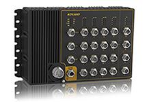 Aquam8620/8120 - Управляемые коммутаторы L3/L2 с PoE: 4 x 10/100/1000Base-TX + 20 x 10/100Base-TX