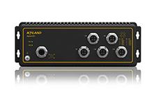 Aquam5G - Неуправляемый коммутатор IP65: 5 x 1000M портов, EN50155