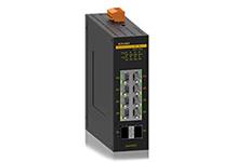 Opal10S - Неуправляемый коммутатор с PoE: 2GX + 8x10/100Base-TX PoE c PoE+(30 Вт)