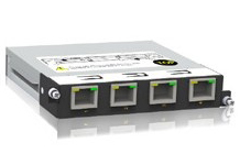 SM6.6-4T-0.5U - Ethernet модуль 4х10/100Base-T(X) RJ45 порта