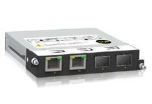 SM6.6-2GX2GE-0.5U - Ethernet модуль 2 слота SFP, 2х RJ45 порта