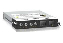 SM6.6-2GX-2FC-0.5U - Ethernet модуль 2 слота SFP, 2х100Base-FX оптических портов, FC разъем