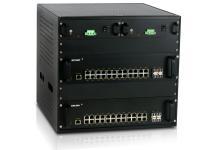 SICOM6496 - Управляемый модульный коммутатор Layer 3, 48G/96+8G портов, установка в 19 ..